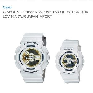 G-Shock G presents lovers collection